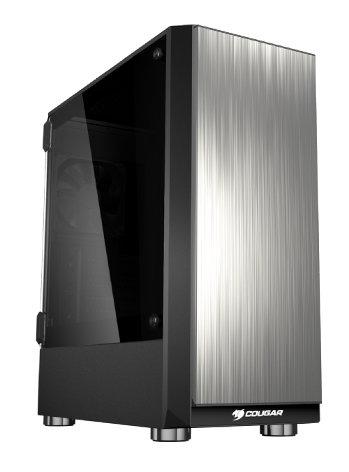 Cougar Trofeo Mid Tower Gaming Case Tempered glass side pane